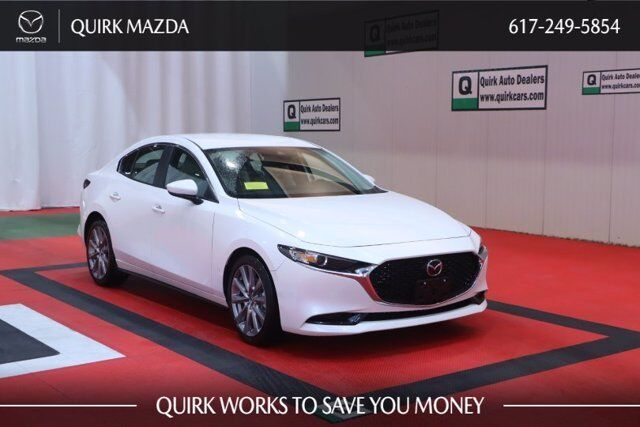 2020 Mazda Mazda3 Sedan Preferred Pkg Quincy MA