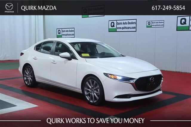 2020 Mazda Mazda3 Sedan Preferred Quincy MA