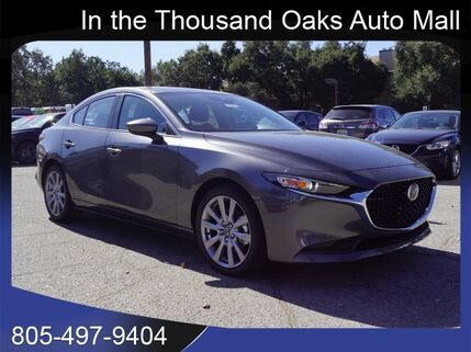 2020_Mazda_Mazda3 Sedan_Preferred_ Thousand Oaks CA