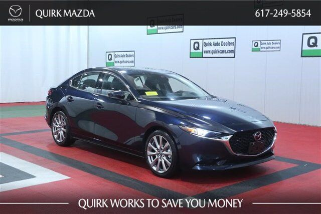 2020 Mazda Mazda3 Sedan Premium Package Quincy MA