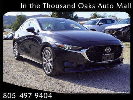2020_Mazda_Mazda3 Sedan_Premium_ Thousand Oaks CA