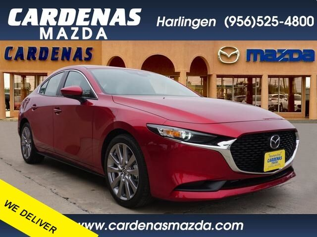 2020 Mazda Mazda3 Sedan Select Harlingen TX