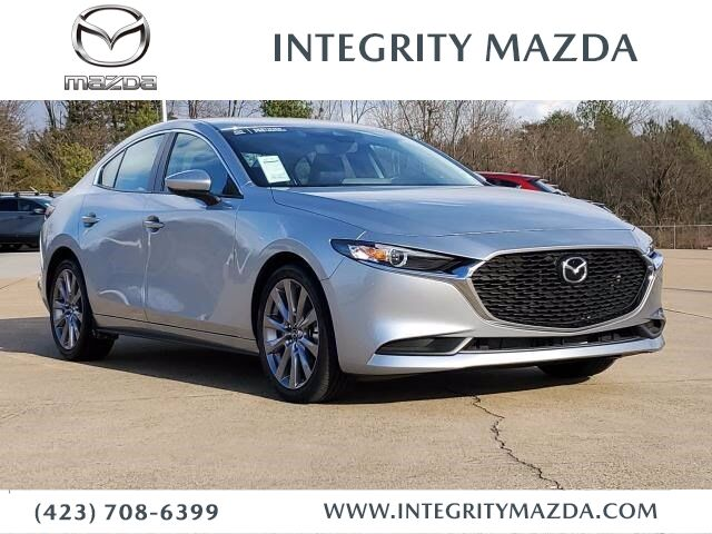 2020 Mazda Mazda3 Sedan Select Package