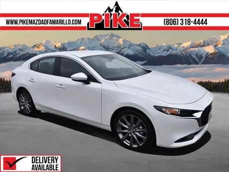 2020 Mazda Mazda3 Sedan Select Pkg Amarillo TX
