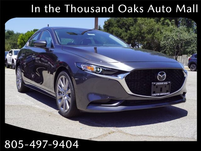 2020 Mazda Mazda3 Sedan Select Thousand Oaks CA