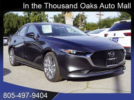 2020_Mazda_Mazda3 Sedan_Select_ Thousand Oaks CA