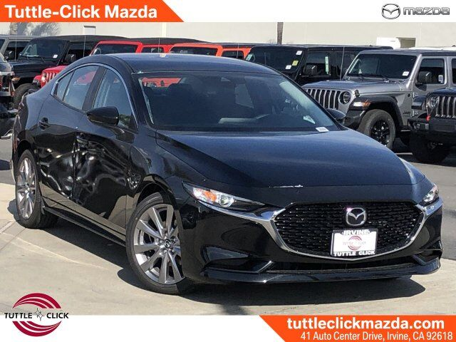 2020 Mazda Mazda3 Sedan w/Preferred Pkg Irvine CA