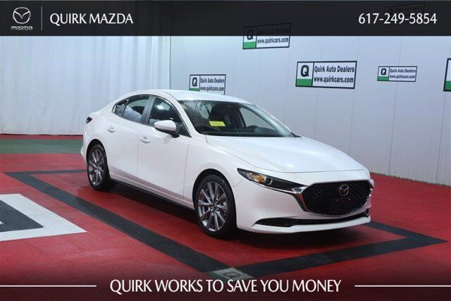 2020 Mazda Mazda3 Sedan w/Preferred Pkg Quincy MA