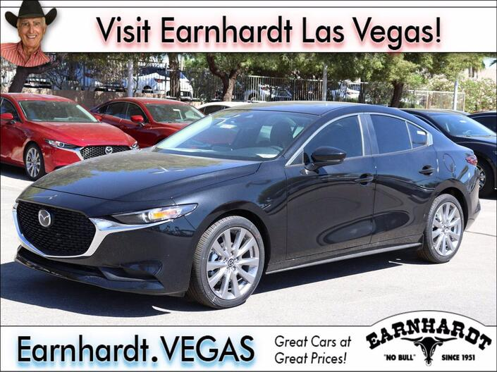 2020 Mazda Mazda3 Sedan w/Select Pkg Las Vegas NV