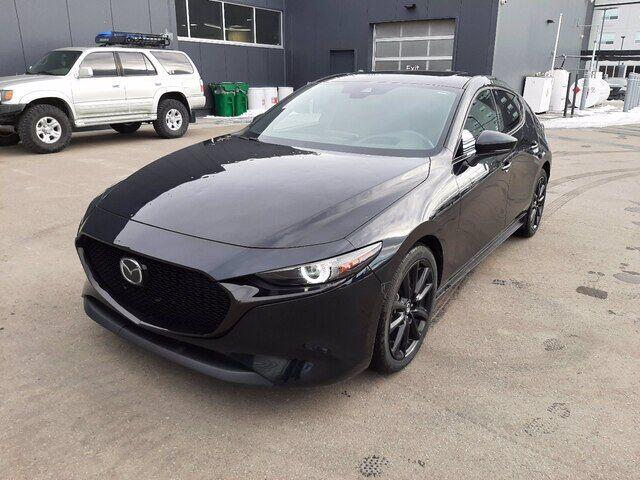 2020 Mazda Mazda3 Sport GT | AUTOMATIC | LEATHER | *HAIL SAVINGS* Calgary AB