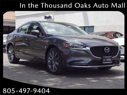 2020_Mazda_Mazda6_GRAND TOURING_ Thousand Oaks CA