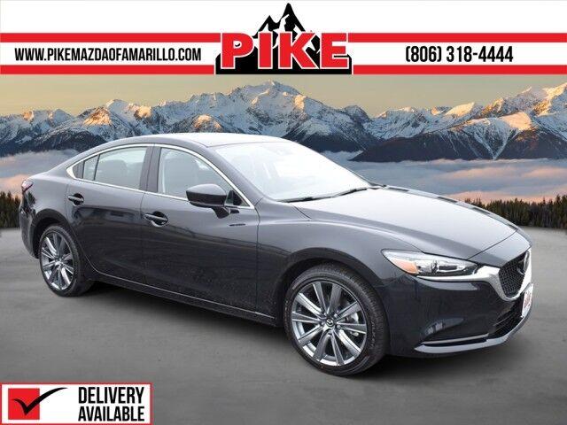 2020 Mazda Mazda6 Grand Touring Amarillo TX