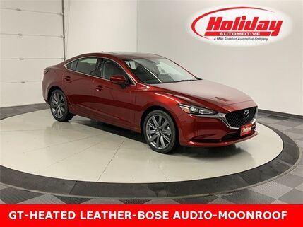 2020_Mazda_Mazda6_Grand Touring_ Fond du Lac WI