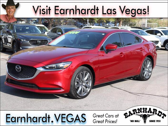 2020 Mazda Mazda6 Grand Touring Las Vegas NV