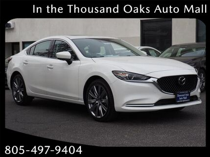2020_Mazda_Mazda6_Grand Touring Reserve_ Thousand Oaks CA