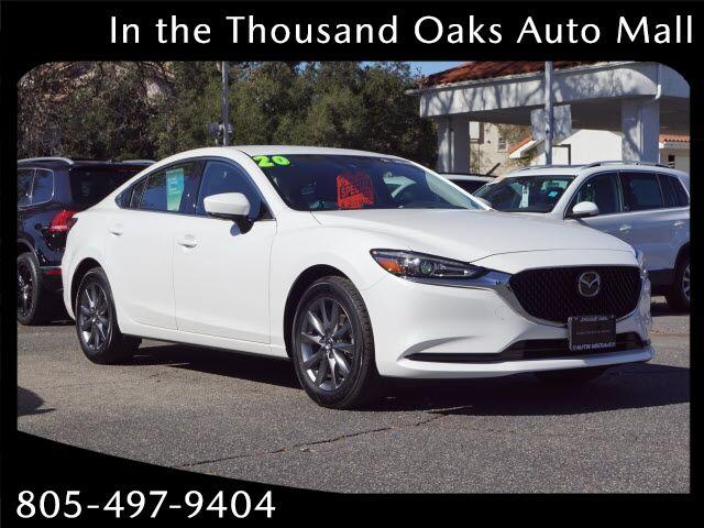2020 Mazda Mazda6 Sport Thousand Oaks CA