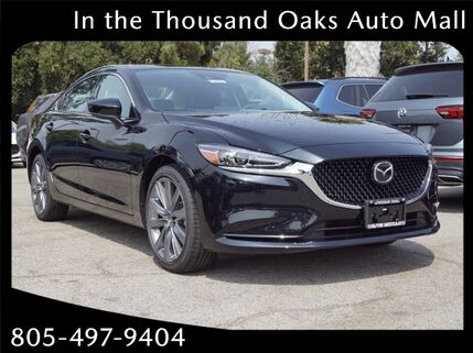 2020_Mazda_Mazda6_TOURING_ Thousand Oaks CA