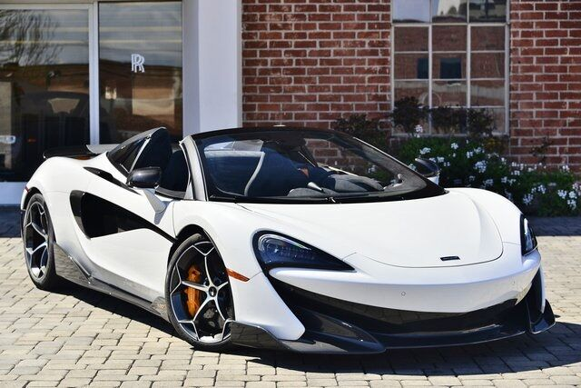 2020 McLaren 600LT Lawrence KS