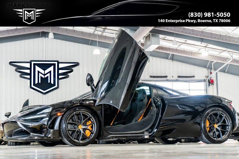2020_McLaren_720S__ Boerne TX