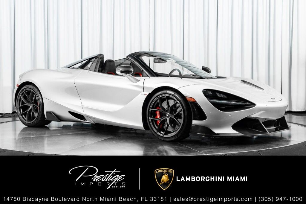 2020_McLaren_720S_Luxury_ North Miami Beach FL