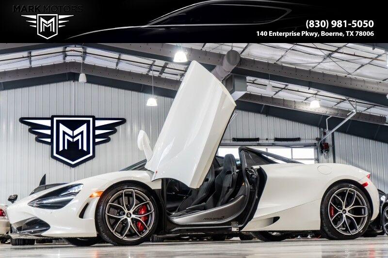 2020_McLaren_720S_Luxury Spider_ Boerne TX