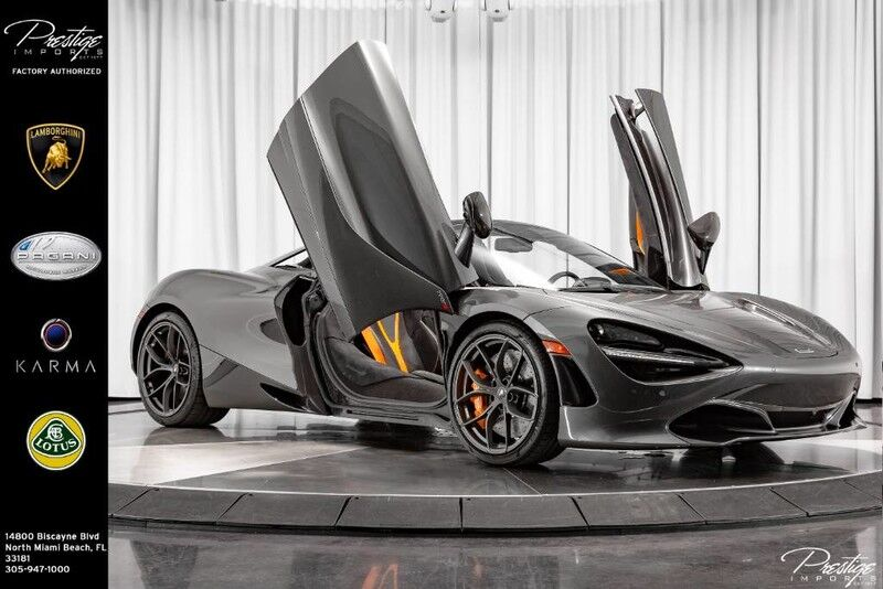 2020_McLaren_720s Spider__ North Miami Beach FL