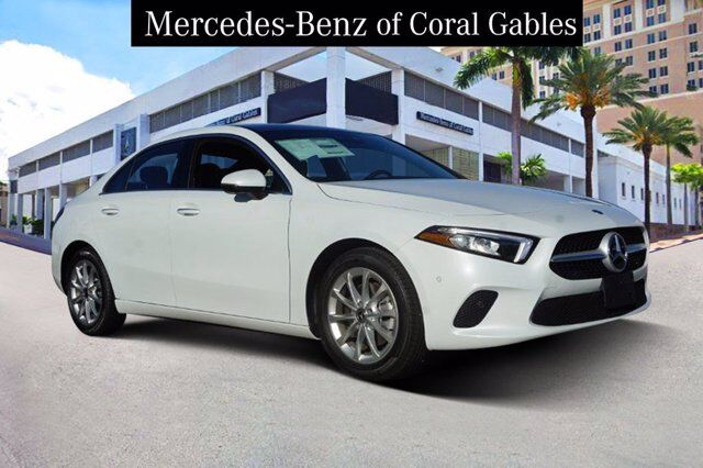 2020 Mercedes-Benz A 220 4MATIC® Sedan # LW040761 Coral Gables FL