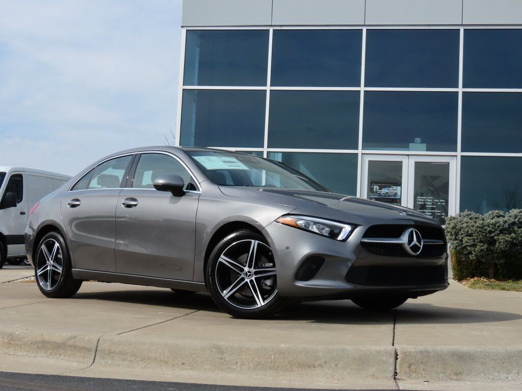 2020 Mercedes-Benz A 220 4MATIC® Sedan Kansas City MO