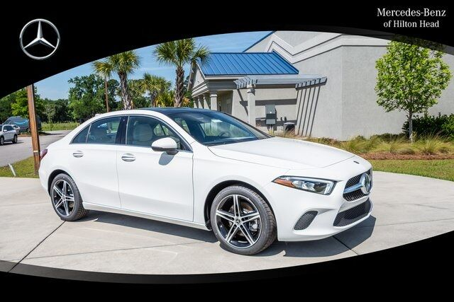 2020 Mercedes-Benz A 220 Sedan Bluffton SC