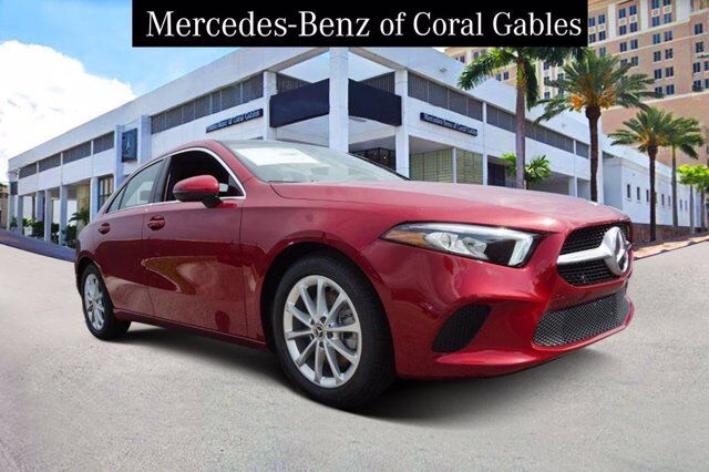 2020 Mercedes-Benz A 220 Sedan LJ214952 Coral Gables FL