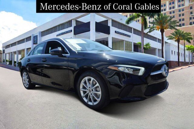 2020 Mercedes-Benz A 220 Sedan LJ217134 Coral Gables FL
