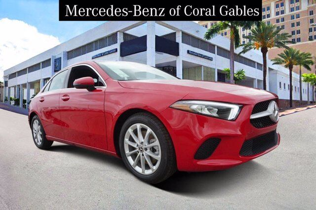 2020 Mercedes-Benz A 220 Sedan Coral Gables FL
