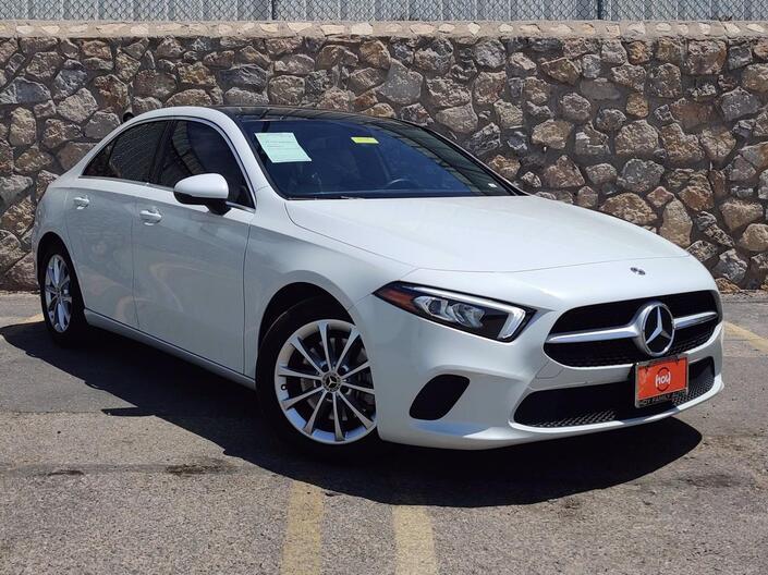 2020 Mercedes-Benz A 220 Sedan El Paso TX