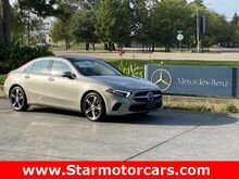 2020_Mercedes-Benz_A_220 Sedan_ Houston TX