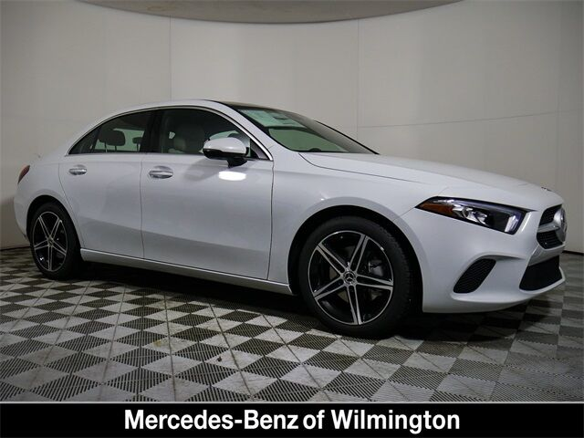 2020 Mercedes-Benz A-Class 220 4MATIC® Sedan Wilmington DE