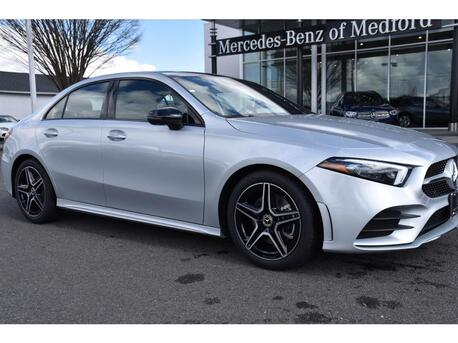 2020_Mercedes-Benz_A-Class_220 4MATIC® Sedan_ Medford OR
