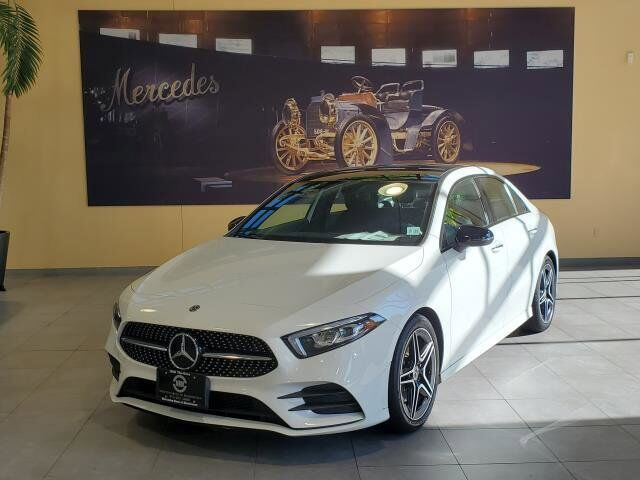 2020 Mercedes-Benz A-Class A 220 4MATIC® Sedan Morristown NJ