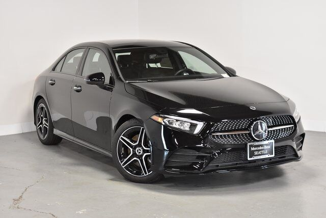 2020 Mercedes-Benz A-Class A 220 4MATIC® Sedan Seattle WA
