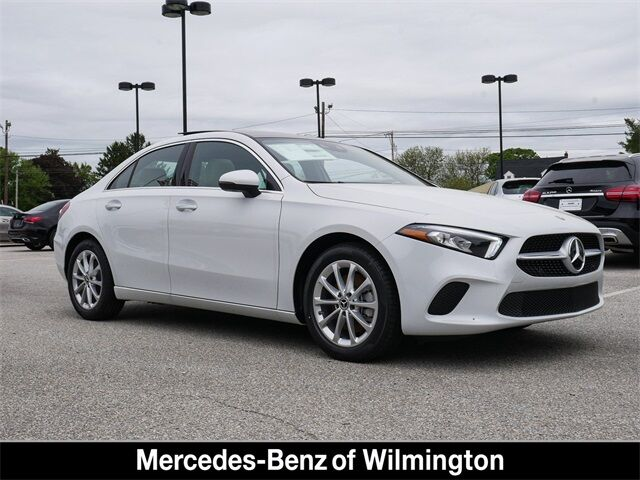 2020 Mercedes-Benz A-Class A 220 4MATIC® Sedan Wilmington DE