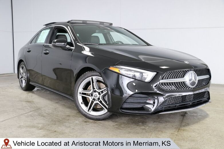 2020 Mercedes-Benz A-Class A 220 Merriam KS