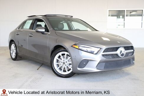 2020_Mercedes-Benz_A-Class_A 220_ Merriam KS