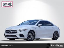 2020_Mercedes-Benz_A-Class_AMG A 35_ Houston TX
