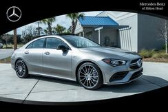 2020_Mercedes-Benz_AMG® CLA 35 Coupe__ Bluffton SC