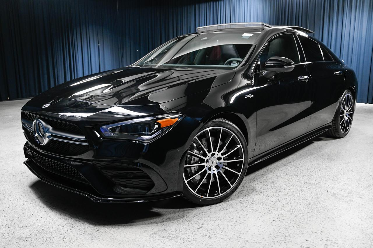 2020 Mercedes-Benz AMG® CLA 35 Coupe Scottsdale AZ