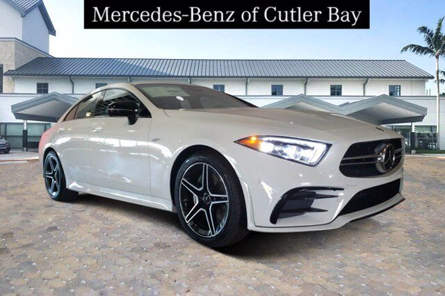 2020 Mercedes-Benz AMG® CLS 53 Coupe LA053124 Cutler Bay FL