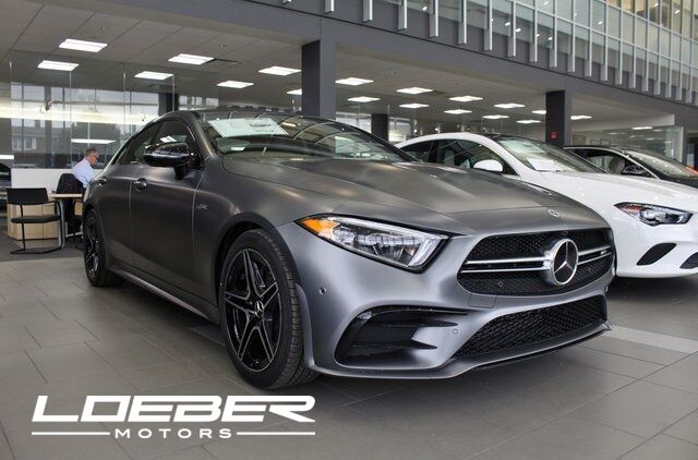 2020 Mercedes-Benz AMG® CLS 53 Coupe  Chicago IL
