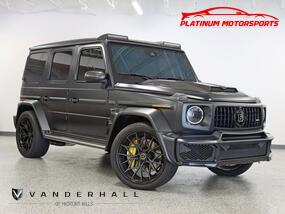 Mercedes-Benz AMG G63 1 Owner Brabus bodykit Carbon Fiber Everywhere Best Color Combo Fully Loaded 2020