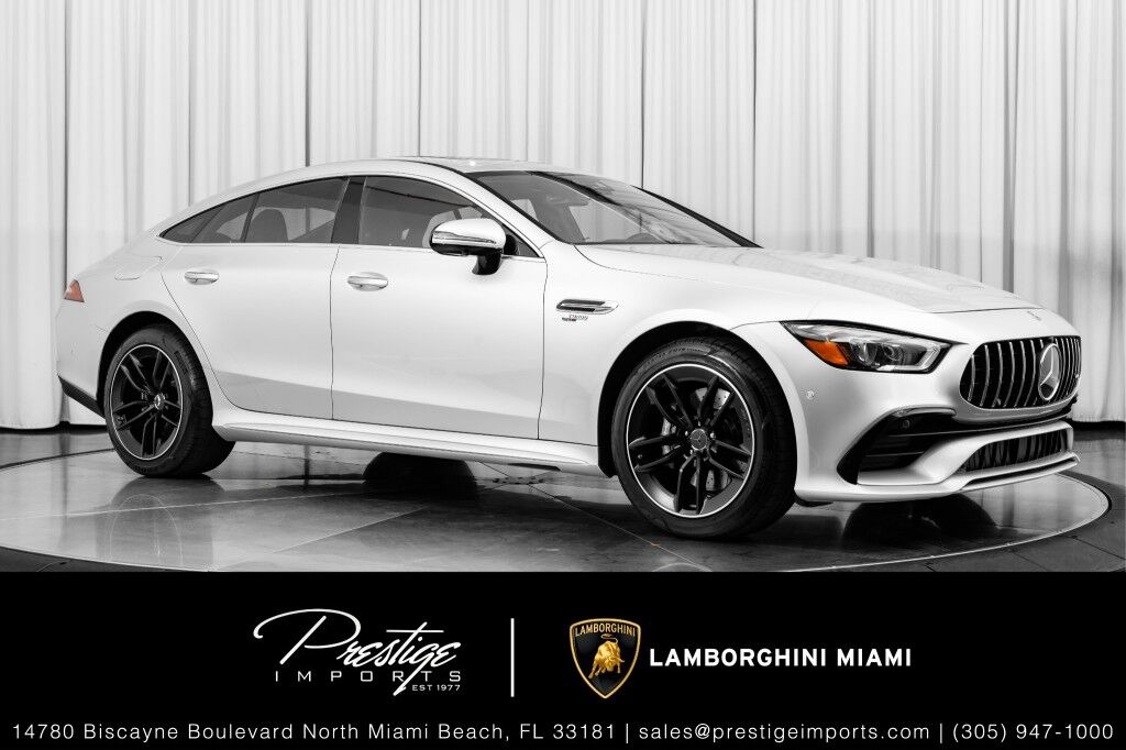 2020_Mercedes-Benz_AMG GT_AMG GT 53_ North Miami Beach FL