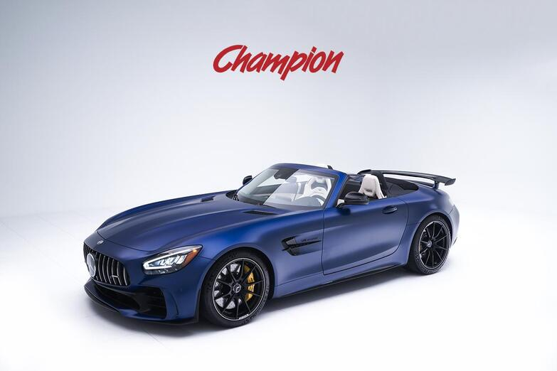 2020 Mercedes-Benz AMG GTR Roadster Pompano Beach FL