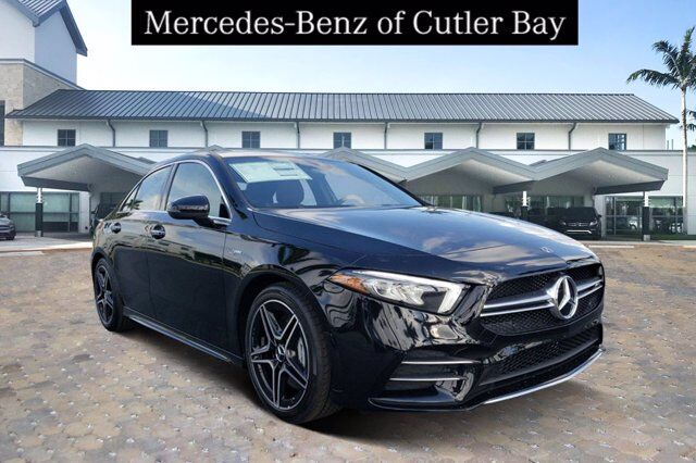 2020 Mercedes-Benz AMG® A 35 Cutler Bay FL